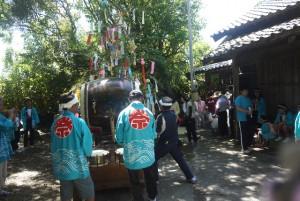4 津島神社前